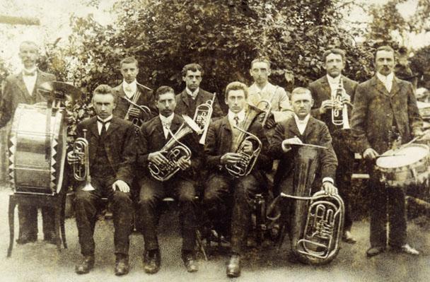 Blaskapelle Reuth 1912