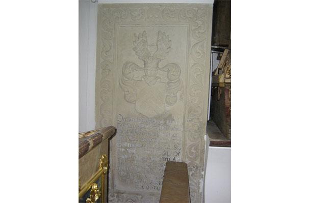 Grabmal Katharinenkirche Reuth
